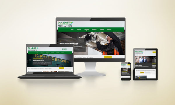 Pinchiff Web Design